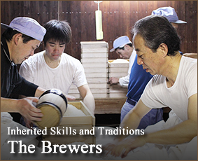 Inherited Skills and Traditions - The Brewers