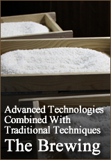 Advanced Technologies Combined With Traditional Techniques - The Brewing Process