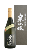 Junmai Dai-Ginjyo – Kansansui Polished to 45%(720ml)