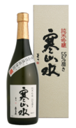 Junmai Ginjo – Kansansui Polished to 55%(720ml)